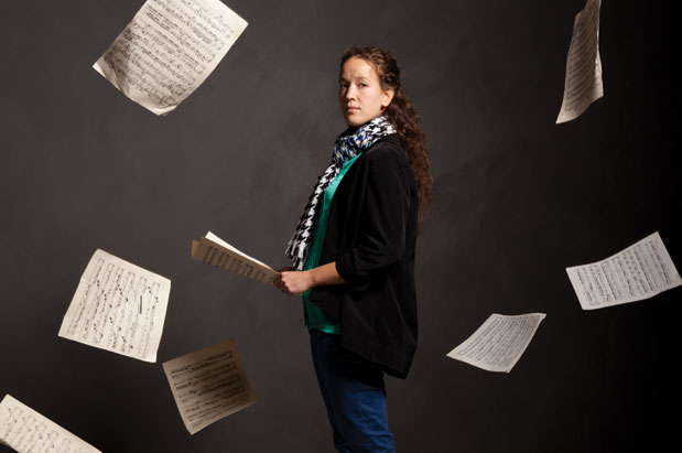Composer Portrait: Music of Angelique Poteat