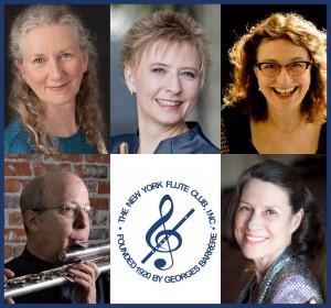 Solo Flute Spectacular, Sunday, February 28, 2021 – 2:30 PM PST